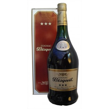 Bisquil Three Star 1 Litre Cognac