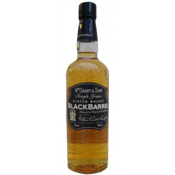 Black Barrel Single Grain Whisky