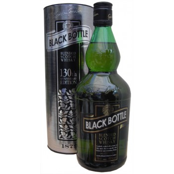 Black Bottle 130th Anniversary Edition Blended Scotch Whisky