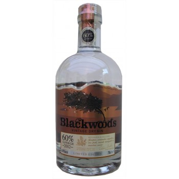 Blackwoods 60% Vintage Dry Gin 70cl