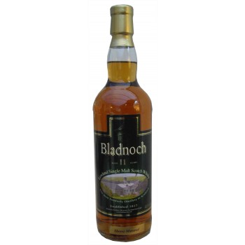 Bladnoch 11 Year Old Sherry Matured Single Malt Whisky