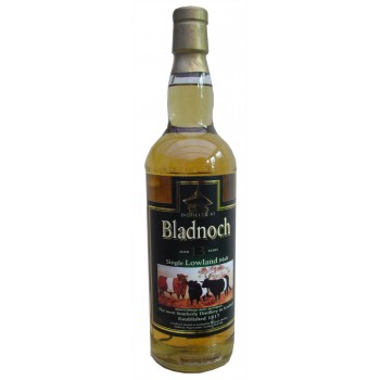 Bladnoch 13 Year Old Single Malt Whisky