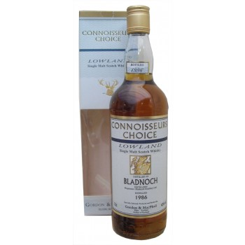 Bladnoch 1986 Single Malt Whisky