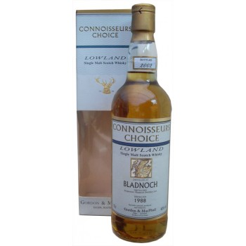 Bladnoch 1988 Single Malt Whisky