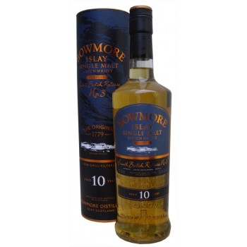 Bowmore 10 Year Old 'Tempest' Batch 3 Single Malt Whisky
