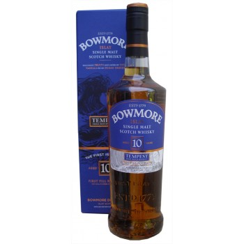 Bowmore Tempest 10 Year Old Batch 5 Single Malt Whisky