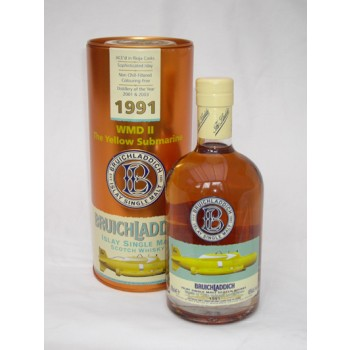 Bruichladdich 1991 Wmd 11 Single Malt Whisky