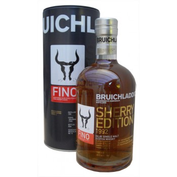 Bruichladdich 1992 17 Year Old Fino Single Malt Whisky