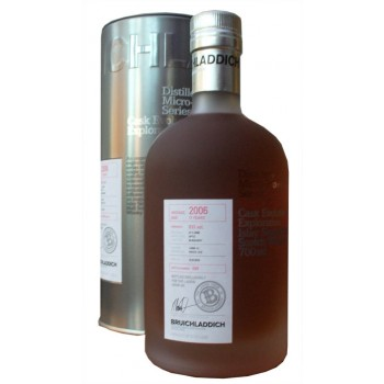 Bruichladdich 2006 11 Year Old Micro Provenance Burgundy Cask Matured Single Cask Whisky
