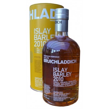 Bruichladdich 2010 Islay Barley Single Malt Whisky