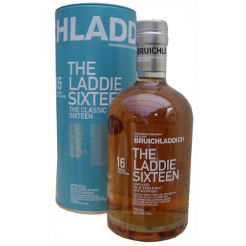 Bruichladdich Laddie 16 Year Old Single Maltt Whisky