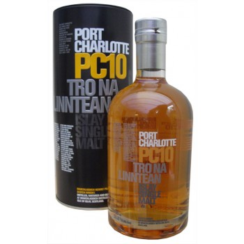 Bruichladdich PC10 Single Malt Whisky