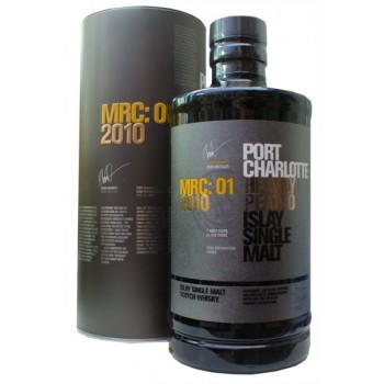 Bruichladdich Port Charlotte 2010 MRC 01 Single Malt Whisky