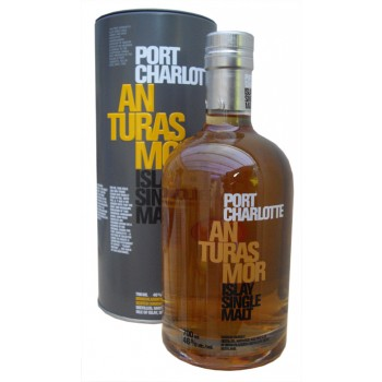 Bruichladdich Port Charlotte An Turas Mor Single Malt Whisky