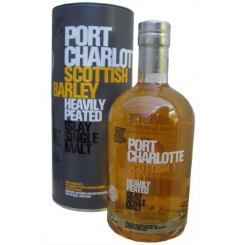 Bruichladdich Port Charlotte Scottish Barley Single Malt Whisky