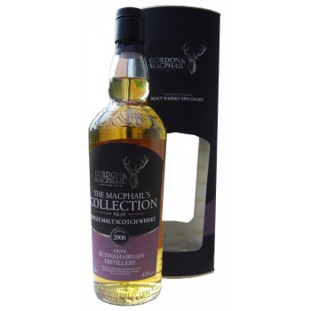 Bunnahabhain 2006 Single Maly Whisky