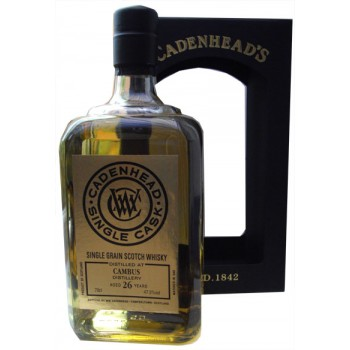Cambus 1988 26 Year Old Single Grain Whisky