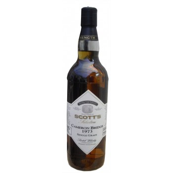 Cameron Bridge 1973 Single Grain Whisky