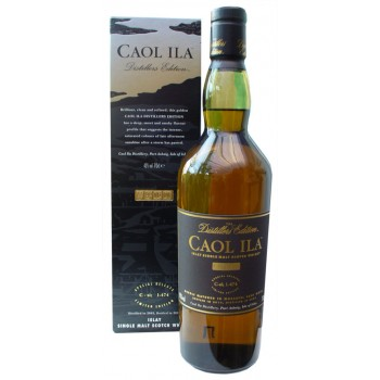 Caol Ila 2002 Distillers Edition Single Malt Whisky