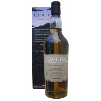 Caol Ila Unpeated Stitchell Reserve Single Malt Whisky