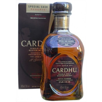 Cardhu Special Cask Reserve Single Malt Whisky