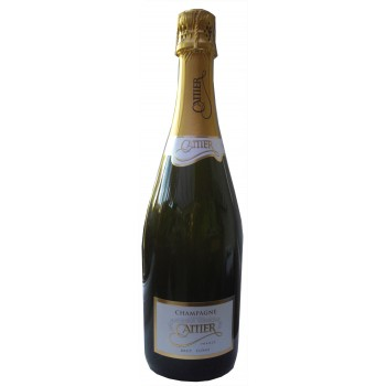 Cattier Brut Icone White Label Champagne
