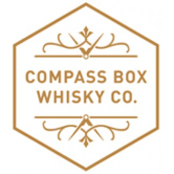 Compass Box Whisky Tasting Ticket