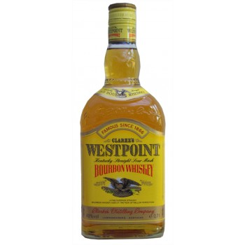 Westpoint Bourbon Whiskey