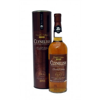 Clynelish 1991 Distillers Edition Single Malt Whisky