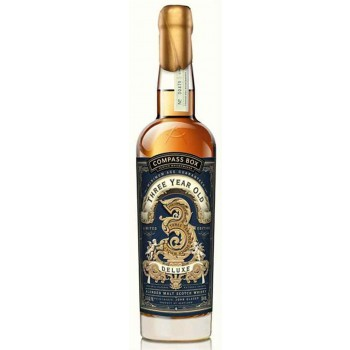 Compass Box Three Year Old Deluxe Whisky