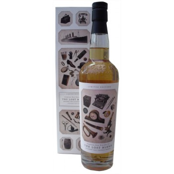 Compass Box The Lost Blend Blended Malt Whisky