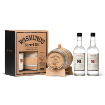 Wasmund's Copperfox Rye Barrel Kit