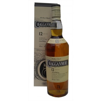 Cragganmore 12 Year Old Single Malt Whisky