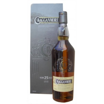 Cragganmore 1988 25 Year Old Single Malt Whisky