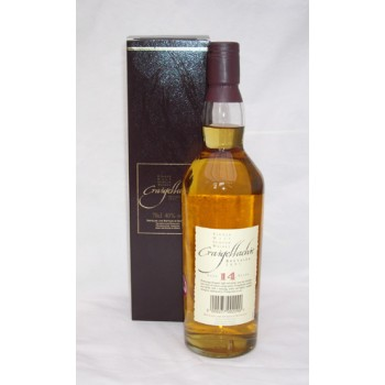 Craigellachie 14 Year Old Single Malt Whisky