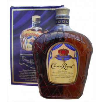 Crown Royal 1 litre Whisky