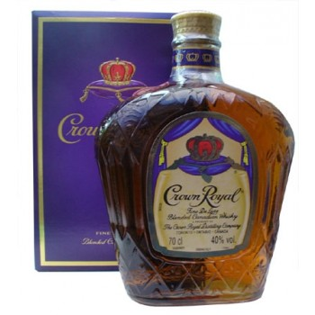 Crown Royal 70cl Whisky