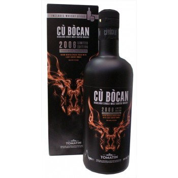 Tomatin Cu Bocan 2006 Single Malt Whisky