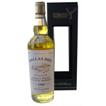 Dallas Dhu 1980 Single Malt Whisky