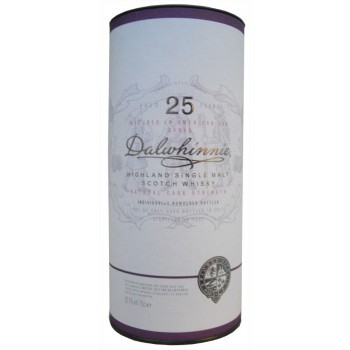 Dalwhinnie 25 Year Old 2012 Release Single Malt Whisky