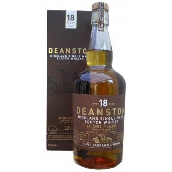 Deanston 18 Year Old Single Malt Whisky