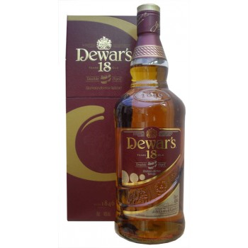 Dewars 18 Year Old Founders Reserve Blended Scotch Whisky