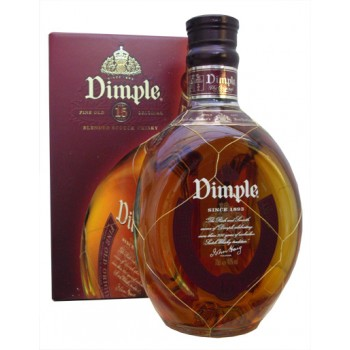 Dimple Gold Reserve  Blended Whisky 70cl