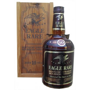 Eagle Rare 10Year Old Kentucky Bourbon In Wooden Box