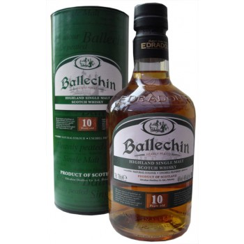 Edradour 10 Year Old Ballechin Single malt Whisky