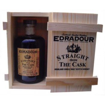 Edradour 2004 10Year Old Sherry Matured Single Malt Whisky