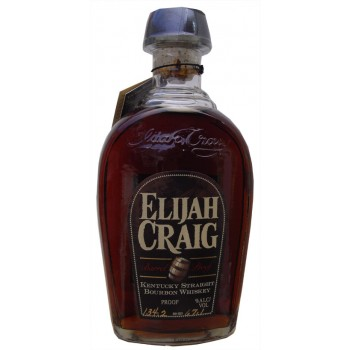 Elijah Craig 12 Year Old Cask Strength Bourbon