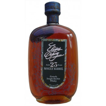 Elijah Craig 23 Year old Single Barrel Whiskey