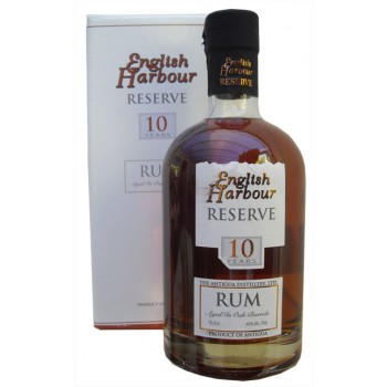 English Harbour 10 Year Old Antigua Rum