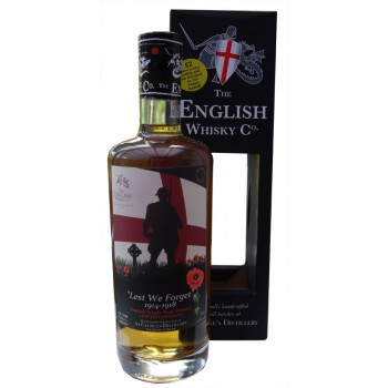 St Georges Chapter 13 Lest We Forget 1914-1918 Single Malt Whisky